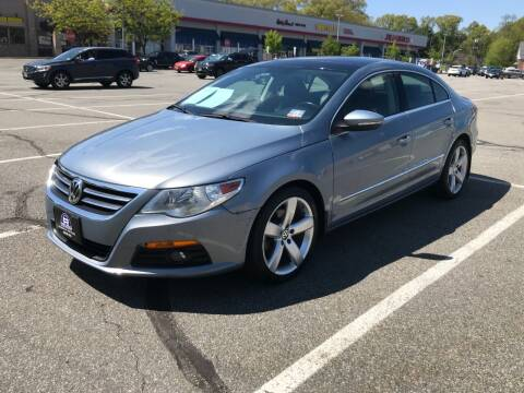 2012 Volkswagen CC for sale at B&B Auto LLC in Union NJ