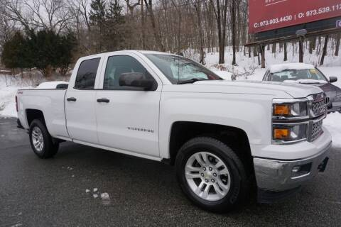 2014 Chevrolet Silverado 1500 for sale at Bloom Auto in Ledgewood NJ