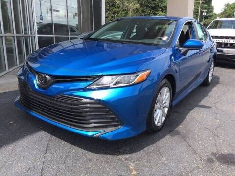 2019 Toyota Camry for sale at Credit Union Auto Buying Service in Winston Salem NC