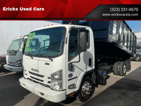 2016 Isuzu NPR for sale at Ericks Used Cars in Los Angeles CA