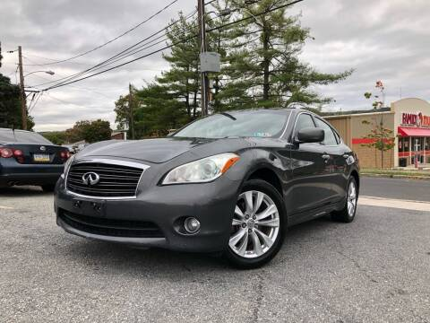 2011 Infiniti M37 for sale at Keystone Auto Center LLC in Allentown PA