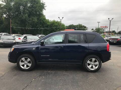 2012 Jeep Compass for sale at Car Zone in Otsego MI