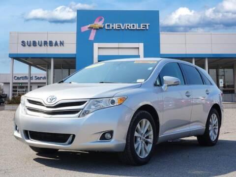 2013 Toyota Venza for sale at Suburban Chevrolet of Ann Arbor in Ann Arbor MI