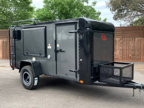 2021 CARGO CRAFT  5X12 OFF ROAD  for sale at Trophy Trailers in New Braunfels TX