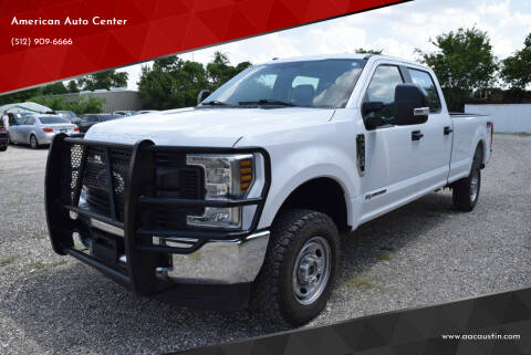 2018 Ford F-250 Super Duty for sale at American Auto Center in Austin TX