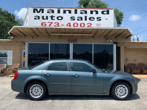 2006 Chrysler 300 for sale at Mainland Auto Sales Inc in Daytona Beach FL