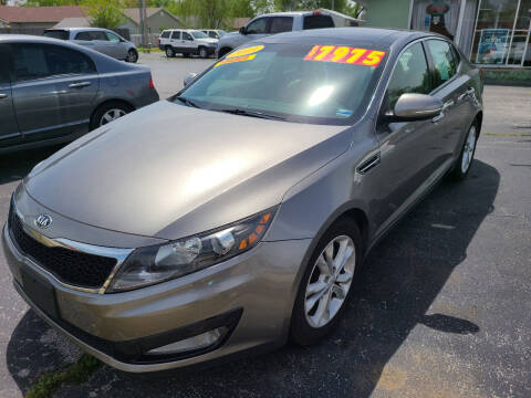 2013 Kia Optima for sale at Karsnet in Joplin MO