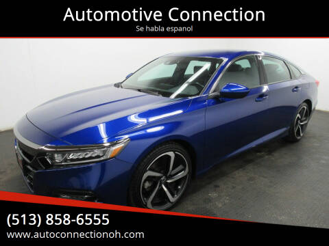 2018 Honda Accord for sale at Automotive Connection in Fairfield OH