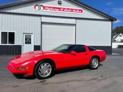 1995 Chevrolet Corvette for sale at Highway 9 Auto Sales - Visit us at usnine.com in Ponca NE
