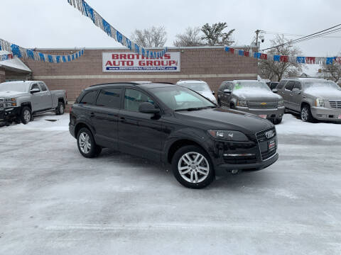 2008 Audi Q7 for sale at Brothers Auto Group in Youngstown OH