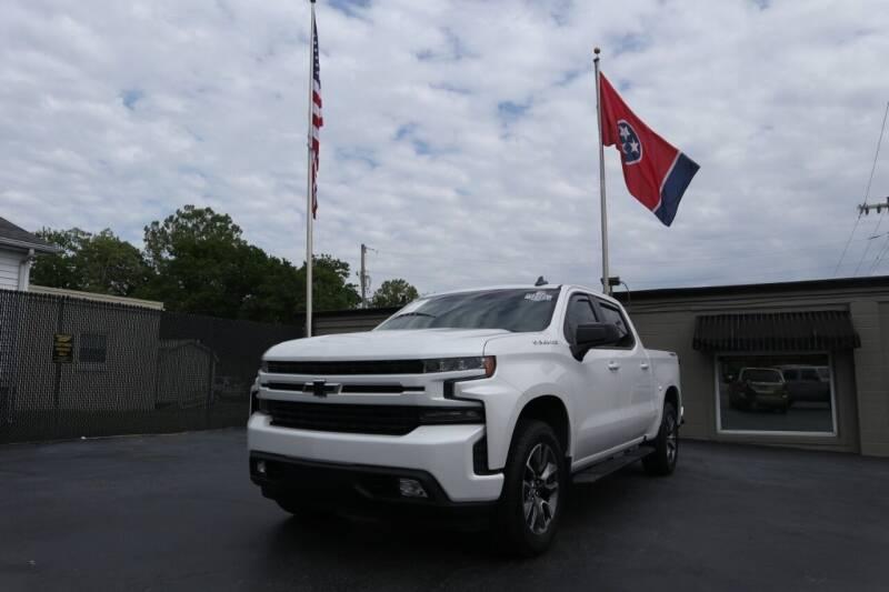 2020 Chevrolet Silverado 1500 for sale at Danny Holder Automotive in Ashland City TN