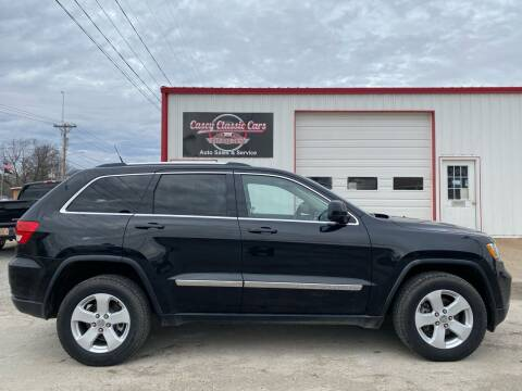 2011 Jeep Grand Cherokee for sale at Casey Classic Cars in Casey IL