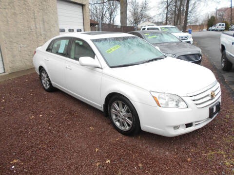 2006 Toyota Avalon for sale at MARANO MOTORS INC in Sewaren NJ