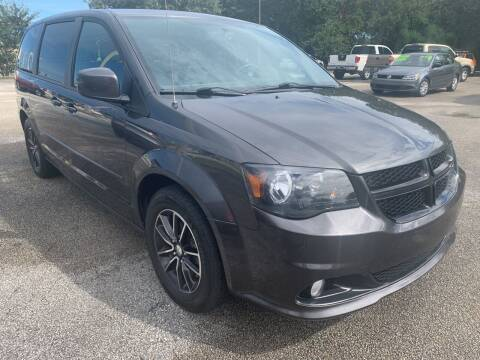 2016 Dodge Grand Caravan for sale at The Car Connection Inc. in Palm Bay FL