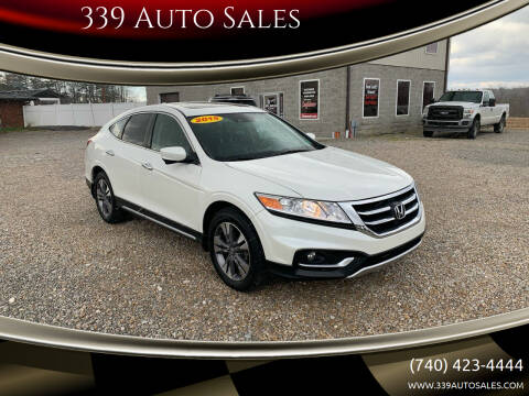 2015 Honda Crosstour for sale at 339 Auto Sales in Belpre OH