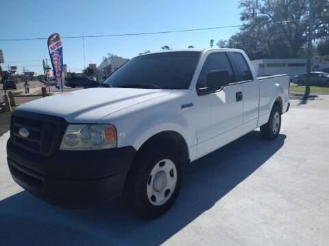 2007 Ford F-150 for sale at NINO AUTO SALES INC in Jacksonville FL