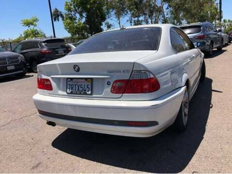 2006 BMW 3 Series for sale at M&N Auto Service & Sales in El Cajon CA