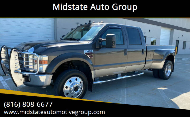 2008 Ford F-450 Super Duty for sale in Peculiar, MO