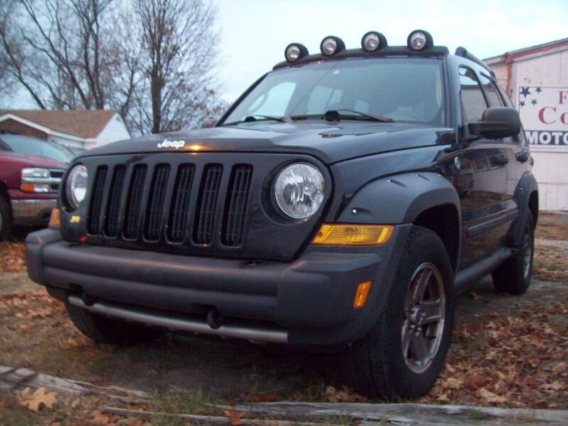 2005 Jeep Liberty for sale at Frank Coffey in Milford NH