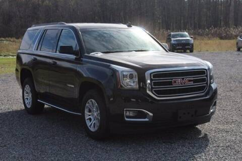 2017 GMC Yukon for sale at Street Track n Trail - Vehicles in Conneaut Lake PA