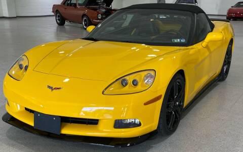 2005 Chevrolet Corvette for sale at Hamilton Automotive in North Huntingdon PA