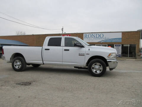 2017 RAM Ram Pickup 2500 for sale at Rondo Truck & Trailer in Sycamore IL