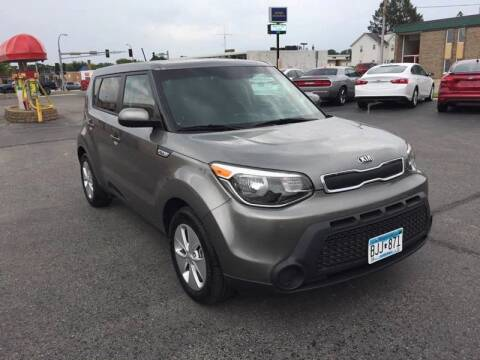 2015 Kia Soul for sale at Carney Auto Sales in Austin MN
