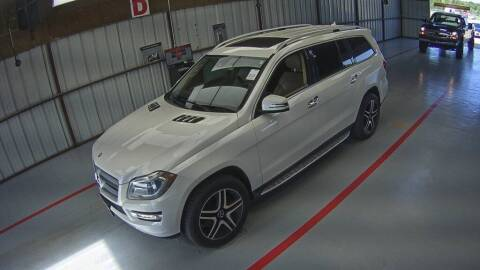 2013 Mercedes-Benz GL-Class for sale at Smart Chevrolet in Madison NC