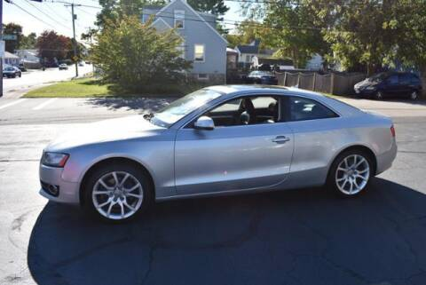 2011 Audi A5 for sale at Absolute Auto Sales, Inc in Brockton MA