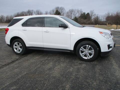 2011 Chevrolet Equinox for sale at Crossroads Used Cars Inc. in Tremont IL