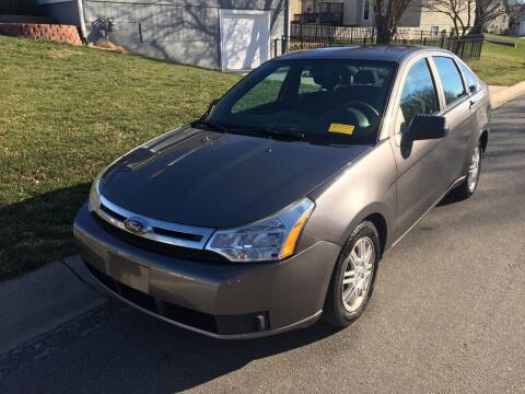 2010 Ford Focus for sale at Nice Cars in Pleasant Hill MO