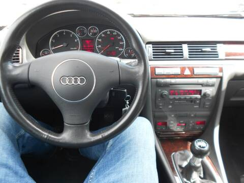 2003 Audi A6 for sale at Precision Auto Sales of New York in Farmingdale NY