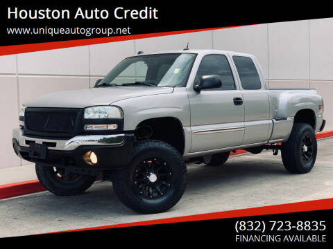 2005 GMC Sierra 1500 for sale at Houston Auto Credit in Houston TX