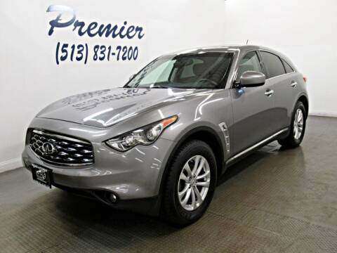 2011 Infiniti FX35 for sale at Premier Automotive Group in Milford OH