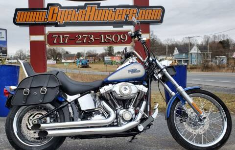 2009 Harley-Davidson FXSTC Softail Custom for sale at Haldeman Auto in Lebanon PA