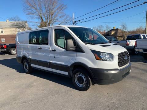 2015 Ford Transit Cargo for sale at Twin Rocks Auto Sales LLC in Uniontown PA