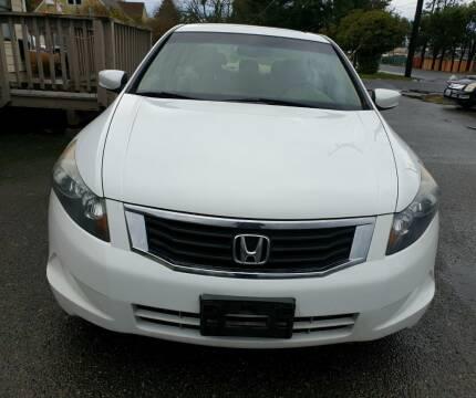 2008 Honda Accord for sale at Life Auto Sales in Tacoma WA