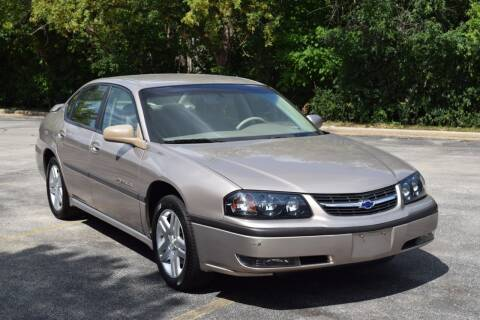2002 Chevrolet Impala for sale at NEW 2 YOU AUTO SALES LLC in Waukesha WI