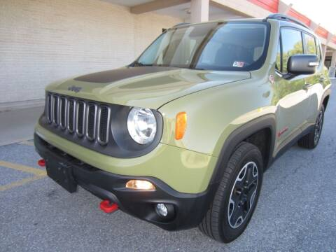 2015 Jeep Renegade for sale at PRIME AUTOS OF HAGERSTOWN in Hagerstown MD