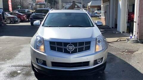 2010 Cadillac SRX for sale at Cj king of car loans/JJ's Best Auto Sales in Troy MI