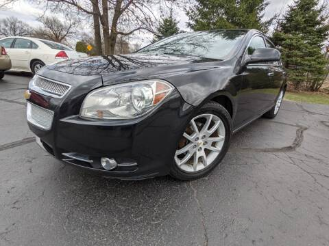 2011 Chevrolet Malibu for sale at West Point Auto Sales in Mattawan MI