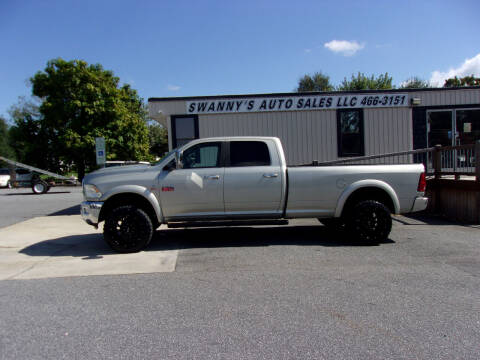 2010 Dodge Ram Pickup 3500 for sale at Swanny's Auto Sales in Newton NC