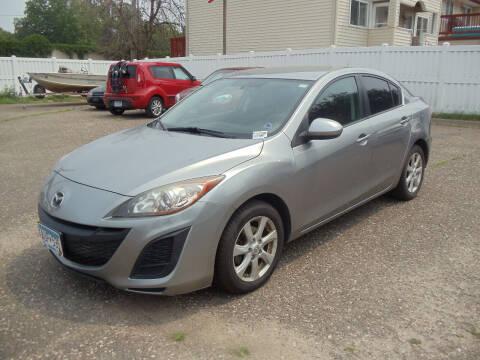 2011 Mazda MAZDA3 for sale at Metro Motor Sales in Minneapolis MN