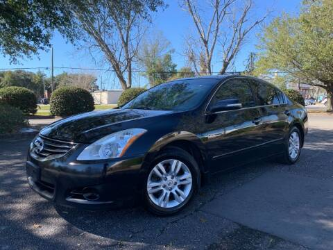 2010 Nissan Altima for sale at Seaport Auto Sales in Wilmington NC