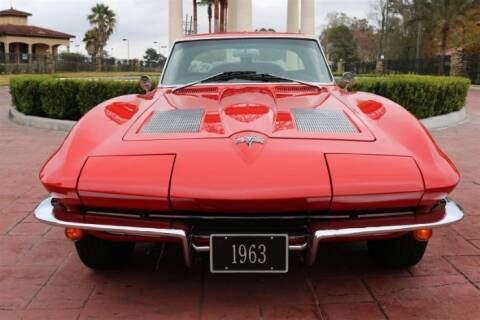 1963 Chevrolet Corvette for sale at Haggle Me Classics in Hobart IN