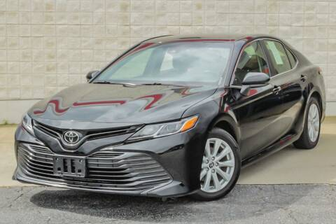 2018 Toyota Camry for sale at Cannon and Graves Auto Sales in Newberry SC