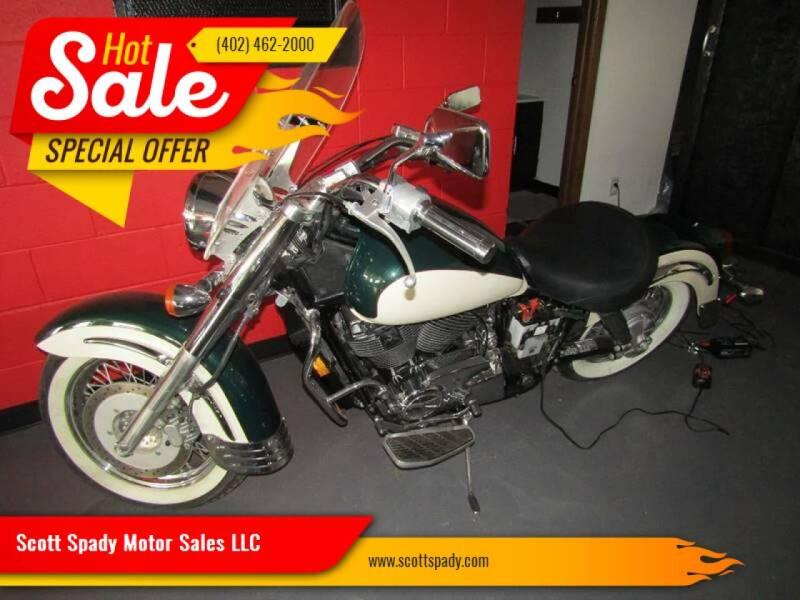 1998 Honda 1100 VT Ace for sale at Scott Spady Motor Sales LLC in Hastings NE