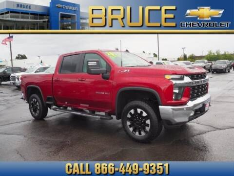 2020 Chevrolet Silverado 3500HD for sale at Medium Duty Trucks at Bruce Chevrolet in Hillsboro OR
