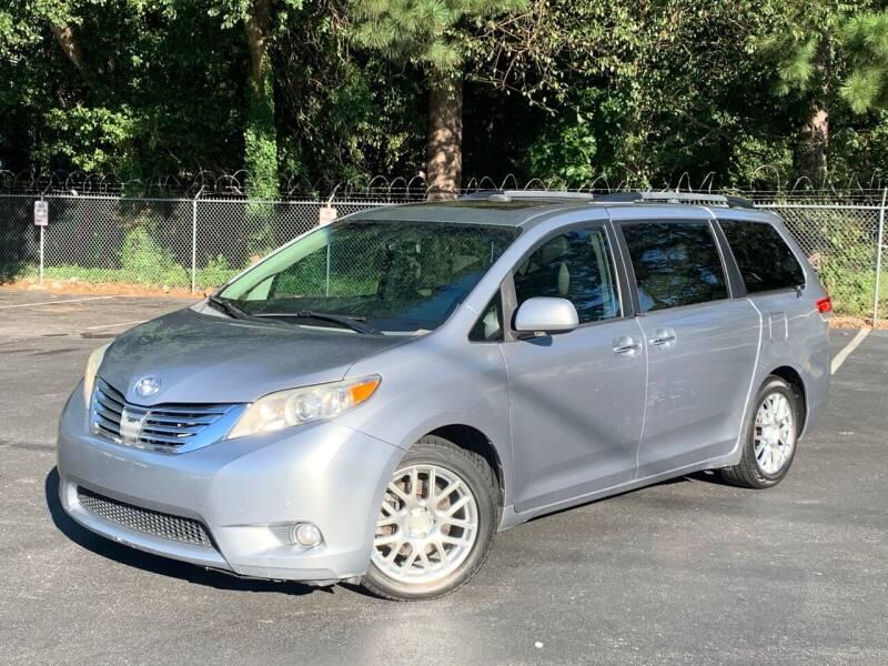 2011 Toyota Sienna for sale at Elite Auto Sales in Stone Mountain GA