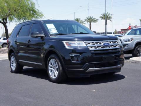 2018 Ford Explorer for sale at CarFinancer.com in Peoria AZ
